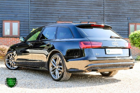 Audi A6 AVANT V6 BiTDI QUATTRO BLACK EDITION 28