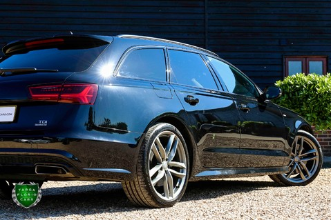 Audi A6 AVANT V6 BiTDI QUATTRO BLACK EDITION 38