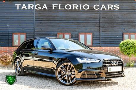 Audi A6 AVANT V6 BiTDI QUATTRO BLACK EDITION