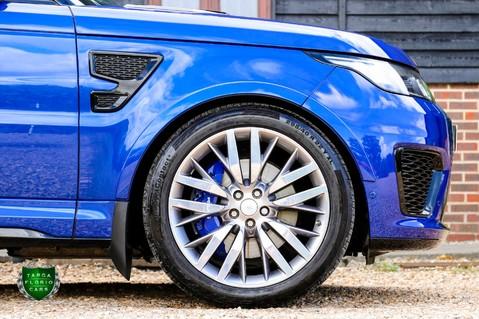 Land Rover Range Rover Sport V8 SVR 13