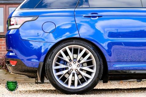 Land Rover Range Rover Sport V8 SVR 14