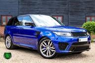 Land Rover Range Rover Sport V8 SVR 16