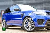 Land Rover Range Rover Sport V8 SVR 18
