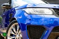 Land Rover Range Rover Sport V8 SVR 19