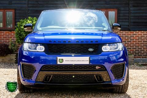 Land Rover Range Rover Sport V8 SVR 20