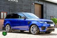 Land Rover Range Rover Sport V8 SVR 23