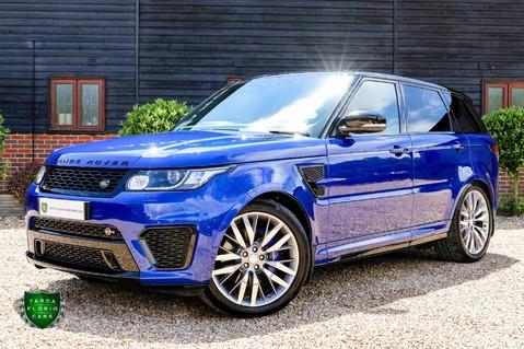 Land Rover Range Rover Sport V8 SVR 25