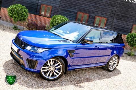 Land Rover Range Rover Sport V8 SVR 26
