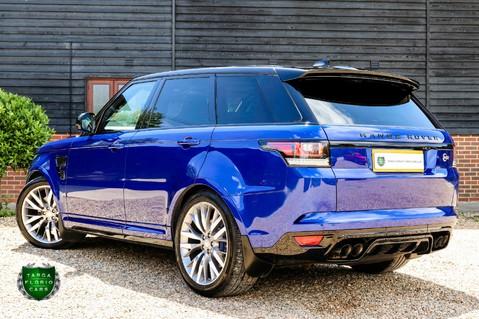 Land Rover Range Rover Sport V8 SVR 30