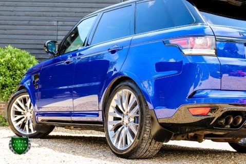 Land Rover Range Rover Sport V8 SVR 32