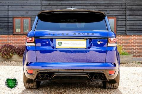 Land Rover Range Rover Sport V8 SVR 33