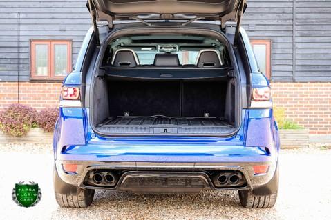 Land Rover Range Rover Sport V8 SVR 34