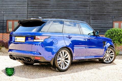 Land Rover Range Rover Sport V8 SVR 38