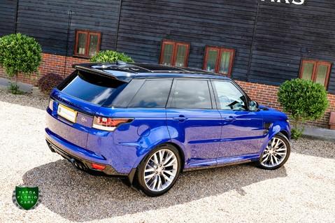 Land Rover Range Rover Sport V8 SVR 39