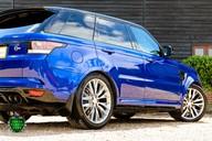 Land Rover Range Rover Sport V8 SVR 40