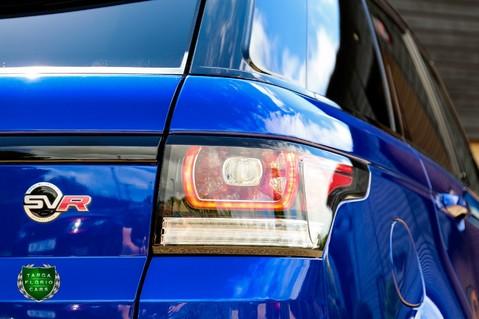 Land Rover Range Rover Sport V8 SVR 41