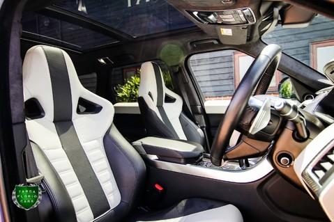 Land Rover Range Rover Sport V8 SVR 45