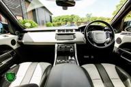 Land Rover Range Rover Sport V8 SVR 42