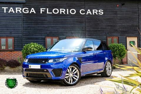 Land Rover Range Rover Sport V8 SVR 4
