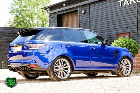 Land Rover Range Rover Sport V8 SVR 5