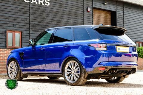 Land Rover Range Rover Sport V8 SVR 6