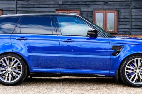 Land Rover Range Rover Sport V8 SVR 12