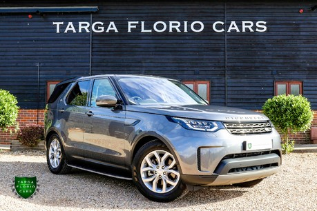 Land Rover Discovery SI4 SE 2.0 Petrol 4WD