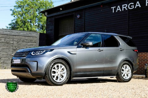 Land Rover Discovery SI4 SE 2.0 Petrol 4WD 2