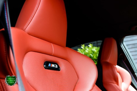 BMW M3 COMPETITION PACKAGE 55