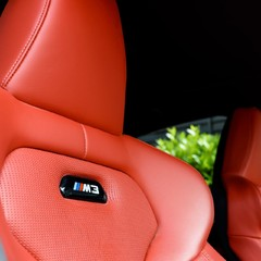 BMW M3 COMPETITION PACKAGE 2