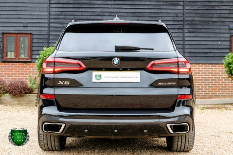 BMW X5 XDRIVE 30D M SPORT - MONSTER SPEC 35