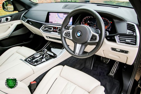 BMW X5 XDRIVE 30D M SPORT - MONSTER SPEC 58
