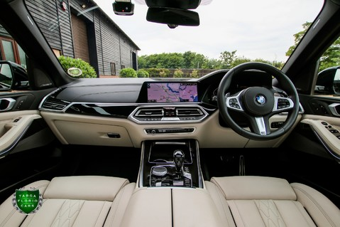BMW X5 XDRIVE 30D M SPORT - MONSTER SPEC 71