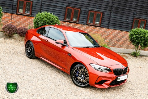 BMW M2 COMPETITION Manual 18