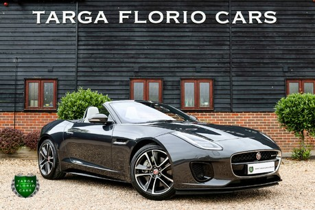 Jaguar F-Type P300 R-DYNAMIC