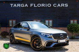 Mercedes-Benz GLC AMG GLC 63 S 4MATIC EDITION 1