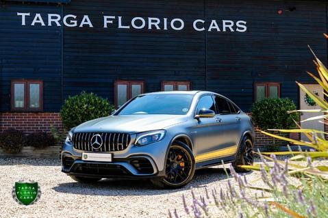 Mercedes-Benz GLC AMG GLC 63 S 4MATIC EDITION 1 6