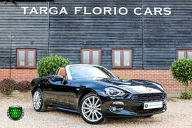Fiat 124 Spider MultiAir Lusso Plus Automatic