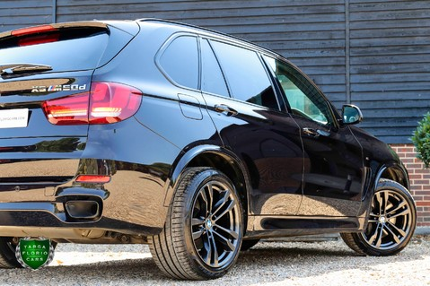 BMW X5 M50D 40