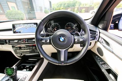 BMW X5 M50D 55