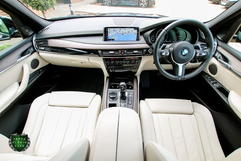 BMW X5 M50D 41