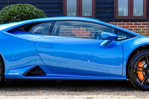 Lamborghini Huracan 5.2 V10 EVO 12