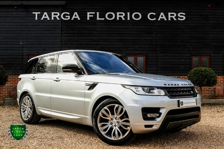 Land Rover Range Rover Sport V6 S/C HSE DYNAMIC