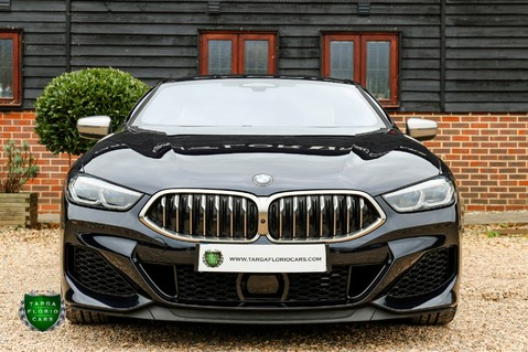 BMW 8 Series M850I XDRIVE 21