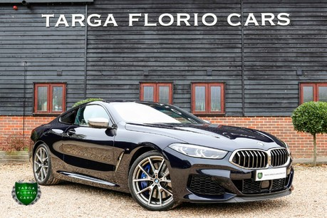 BMW 8 Series M850I XDRIVE