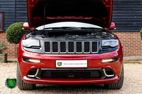 Jeep Grand Cherokee 6.4 HEMI SRT8 WITH LPG CONVERSION 21