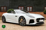 Jaguar F-Type V8 SVR AWD CONVERTIBLE 15
