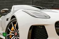 Jaguar F-Type V8 SVR AWD CONVERTIBLE 19