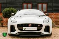 Jaguar F-Type V8 SVR AWD CONVERTIBLE 20