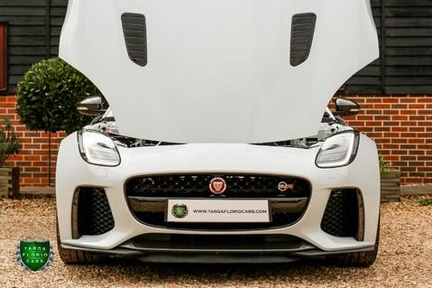 Jaguar F-Type V8 SVR AWD CONVERTIBLE 21